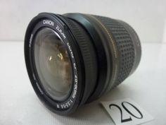 CANON 28-80mm F3.5-5.6 ULTRASONIC