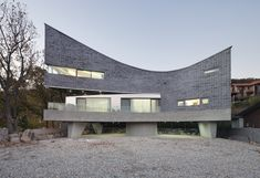 Gallery of The Curving House / JOHO Architecture - 1