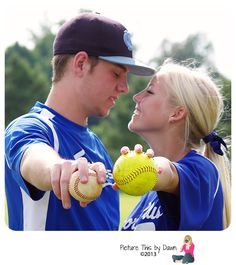 Softball & Baseball couples session. Want to see more? https://www.facebook.com/picturethisbydawn if you would like to take better photographs fast , i would highly recommend that you check out this:http://www.squeezeframes.com/0/171/171377/85718.html
