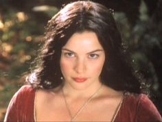 Arwen - Lord of the Rings - Fellowship of the Ring - Liv Tyler Fellowship Of The Ring, Lord Of The Rings, Arwen Undomiel, Liv Tyler 90s, Tauriel, Aragorn, Legolas, Concerning Hobbits, J. R. R. Tolkien