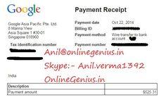 adsense earning proof 525 USD october 2014 www.onlinegenius anil@onlinegenius.in Skype:- anil.verma1392  #adsense #earning #blogger #indianblogger #blogging #onlinemoney