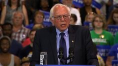 Bernie Sanders Is Not Dropping Out / Sanders: We have bigger lead over Trump than Clinton | CNN - 27 Apr 2016