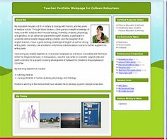 5 Excellent Tools for Creating Academic Portfolios ~ Educational Technology and Mobile Learning