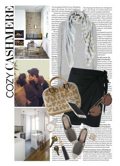 """""""CozyCashmere"""" by reginakos ❤ liked on Polyvore featuring Loro Piana, Étoile Isabel Marant, Louis Vuitton, Miu Miu, Oliver Peoples, Vivienne Westwood, See by Chloé, Miss Selfridge, SimpleOutfits and cashmere"""
