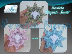 Origami, Hanukkah, Mandala, Wreaths, Crafts, Decor, Manualidades, Decoration, Door Wreaths