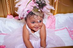 Hyrah is such a little #baby #princess!