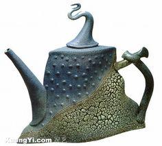 Fine ceramic art gallery-EZ