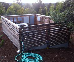 Pool Equipment Enclosure Ideas pool pump cover shed Pool Plumbing Main Drain In Backyard House Diy Pool Plumbing Installation Ideas