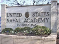 United States Naval Academy, Annapolis, MD.  Michael expressed an interest to attend the Academy so took him for a visit.  After the visit it has reinforced his desire to attend the Academy.  What a beautiful area.