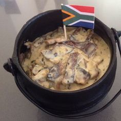 Biltong Potjie Love Of Banting South African Dishes, South African Recipes, Braai Recipes, Cooking Recipes, Tripe Recipes, Oven Recipes, Kos, A Food, Good Food