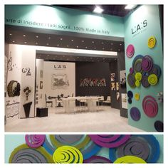 #CuriosityLAS #laserartstyle welcome you to #ISaloni with colour and #design, do you like it? http://www.laserartstyle.it/ #business #b2b #exhibition #show #madeinitaly #home #interiordesign #housedecor #Milano