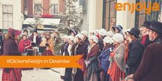 Dickens festijn in Deventer