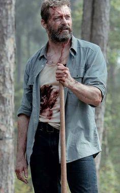 Wolverine Movie, Wolverine Art, Logan Wolverine, Hugh Michael Jackman, Hugh Jackman, Logan Costume, Logan Movies, Old Man Logan, Draw On Photos