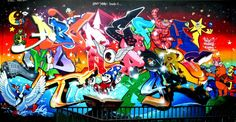 find and share #streetart spots from all around the world @YouSpots.com!