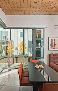 Berkeley Courtyard House by WA Design - I Like Architecture