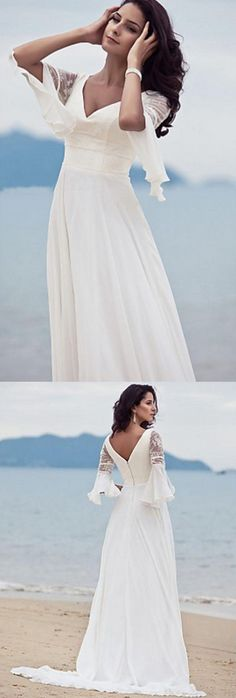 White Wedding Dresses, Long Wedding Dresses, Princess A Line V-neck Chiffon Lace Short Sleeves Beach/Coast Wedding Dresses WF01-233, Wedding Dresses, White Dresses, Short Wedding Dresses, White Lace dresses, Lace Wedding dresses, Long Dresses, Lace dresses, Short Dresses, A Line dresses, Chiffon Dresses, Long White dresses, Princess Wedding Dresses, Short White Dresses, Princess Dresses, A Line Wedding Dresses, White Long Dresses, Long Lace dresses, White Wedding Dresses, White Short D...
