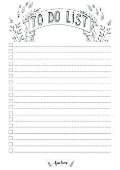 ASALINE _to do list septembre 2016 à imprimer gratuit_printable_noir et blanc