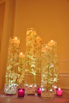 Simple & stunning. #wedding #ideas