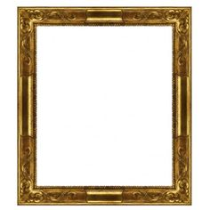 "Wooden gold and brown frame ""Rovescia"" - Luxurious frame perfect to enhance the beauty of pictures and paintings. Available in different sizes!"