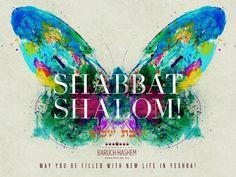 Shabbat shalom--beautiful!