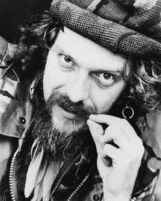 Ian Anderson, Jethro Tull - 'Stand Up' and 'Benefit' are still on my playlist after 40+ years. Now, that's true love!