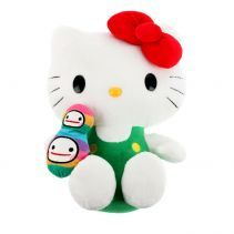 Hello Kitty x Friends with You. <3 it!!!! Via Colette.