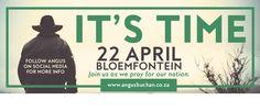 It's Time - Bus Transport Pretoria Tickets, Sat, Apr 22, 2017 at 2:00 AM in Bloemfontein, FS   iTickets