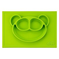 33114d83c04f GrowRight Food-Safe  amp  FDA Approved Silicone Cute Monkey S... https