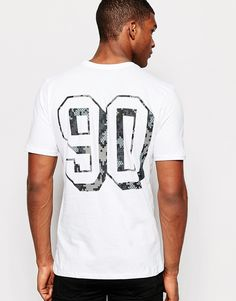 Nike+T-Shirt+with+Back+Print