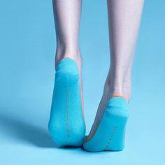 Gina Shoe Liners by Da-Sein Socks