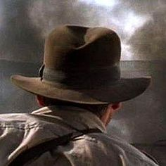 IndyGear.com: Fedora Indiana Jones Fedora, Fedoras, Harrison Ford, Real Men, Raiders, Movie Tv, Indie, Lost, Outfits