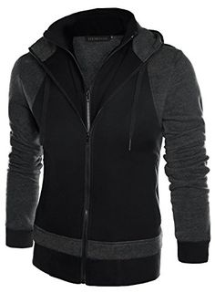 HEMOON Men's Casual Slim Fit Double Zipper Hoodies Jacket... https://www.amazon.com/dp/B01535OD9A/ref=cm_sw_r_pi_dp_x_x-f7xbHCW6GBR