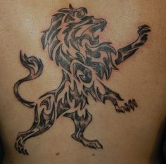 1000 images about lion on pinterest tribal lion tattoo plantagenet and english monarchs. Black Bedroom Furniture Sets. Home Design Ideas