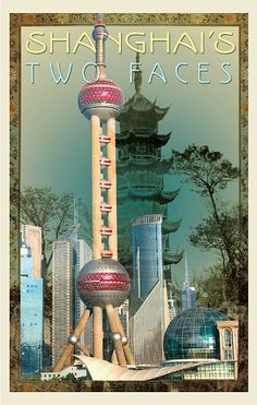 Shanghai's Two Faces: Cosmopolitanism and Glocalization