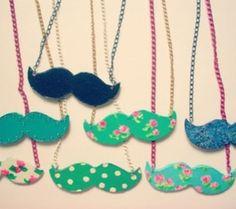 I love moustache!!!!!!!