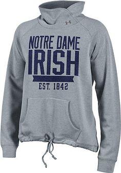 646bbbc93df Under Armour University of Notre Dame Fighting Irish Women s Studio Jacket