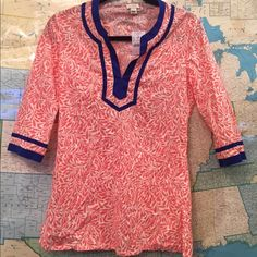 Jcrew factory tunic swim cover New with tags J. Crew Tops