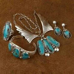 Native american jewellry