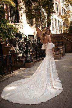 WedLuxe– Berta Bridal – Fall 2017 Lookbook    Follow @WedLuxe for more wedding inspiration!