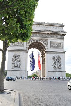 Arco del triunfo Paris | Flickr - Photo Sharing!