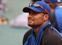 Johan Santana   (congrats on the Mets' first no-hitter!)