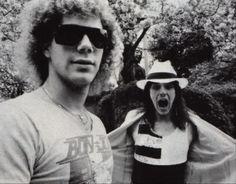 David and Richie.