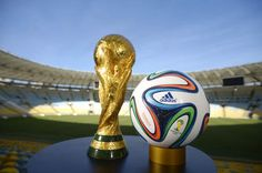 The 'Brazuca', the official WK-ball - Brazil2014 - Pics