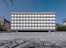 Beinecke Rare Book & Manuscript Library - Wikipedia