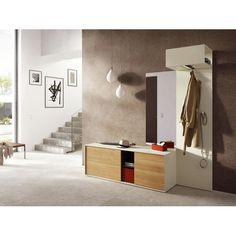 garderobe vorzimmer garderoben linea natura eiche wohnung pinterest. Black Bedroom Furniture Sets. Home Design Ideas
