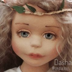 Waldorf doll waldorf inspired art doll ooak sculpture