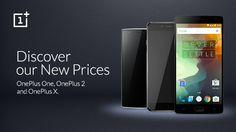 #OnePlus #OnePlusOne #OnePlusX #OnePlus2 #OnePlus3 #Pricedrop #Preis #HYPE #NeverSettle Wie OnePlus am 25.05.2016 bekanntgab, kosten ab sofort alle Geräte, das OnePlus One, das OnePlux 2 und auch das OnePlus X ab sofort weniger.