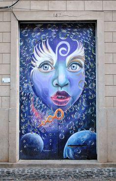 #Portugal doors: Zona Velha, #Funchal, #Madeira