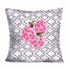 "KATE SPADE Decorative Throw Pillow Case Cushion 18"" Zippered Cover #6"