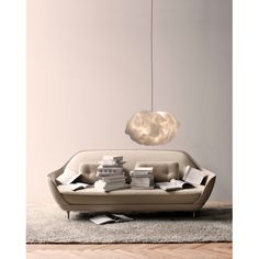 Suspension lumineuse design CLOUD de VITA Danemark